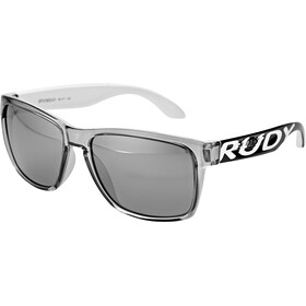Rudy Project Spinhawk Loud Sunglasses crystal ash white - rp optics laser black